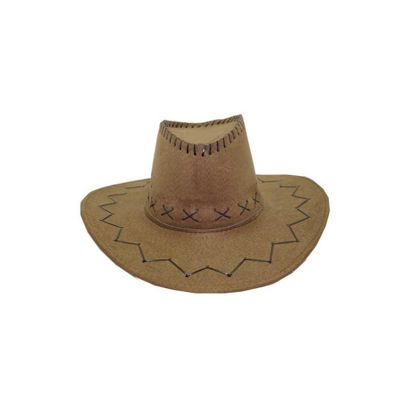 Chapéu Cowboy • Festa Junina • Marrom