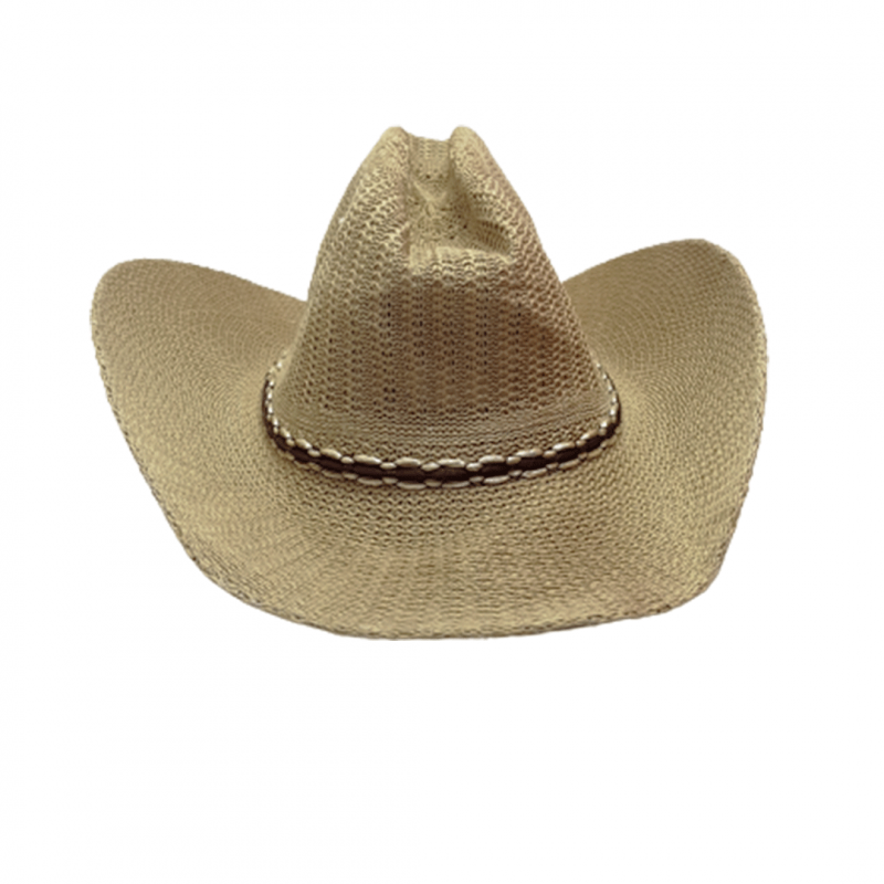 Chapéu • Cowboy • 1Un • C/ Detalhe