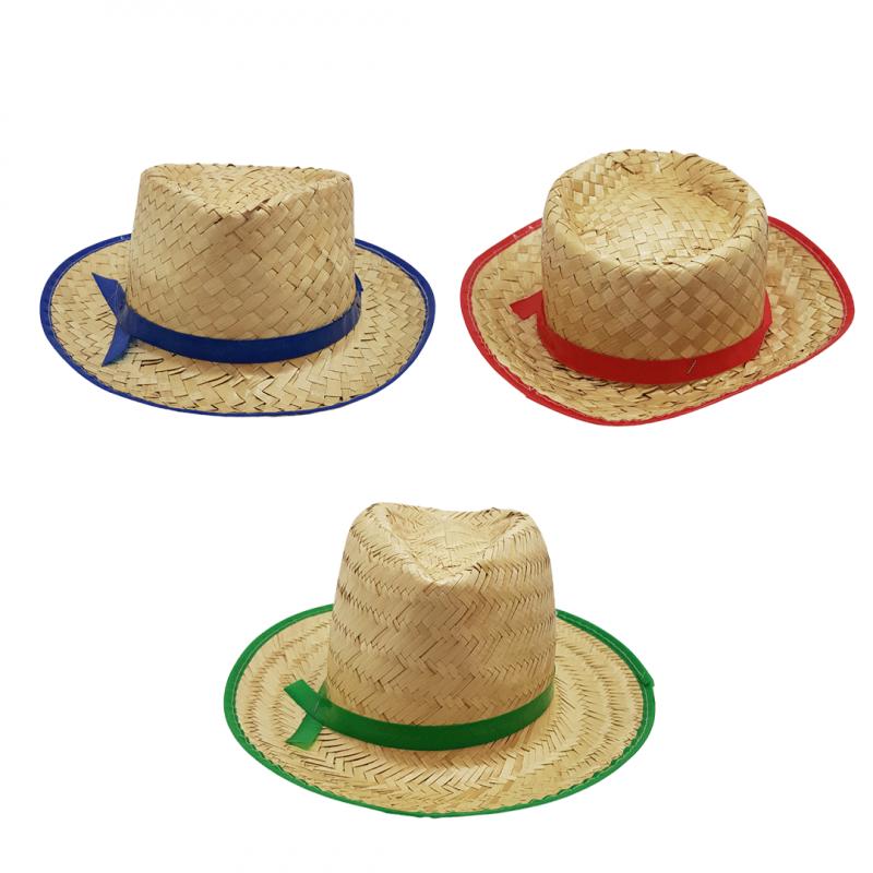 Chapéu de Palha • Italiano • 1Un • 3 Cores
