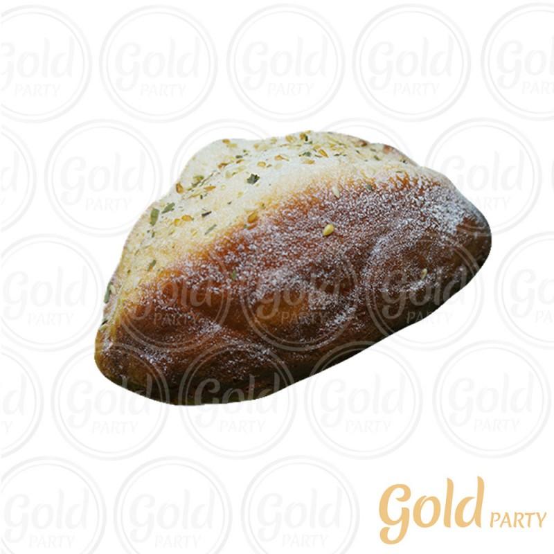 Pão de Ervas • 1un. • REF: PA1033 • Gold Party