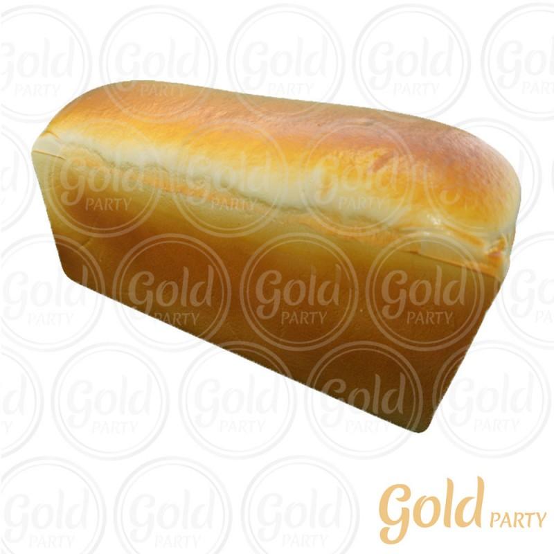 Pão de Forma • 1 UN • REF: PA1018 Gold Party