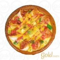 Pizza • Camarão • 1un • REF: PA1006/5  • Gold Party