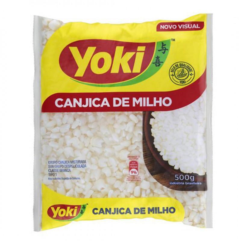 Canjica de Milho • 500g • Yoki