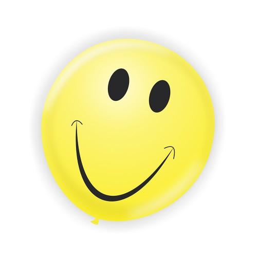 Balão Sorriso • Nº9 • 25 un. • Art Latex