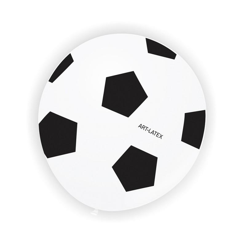 Balão Futebol • Nº11 • 25 un. • Art Latex