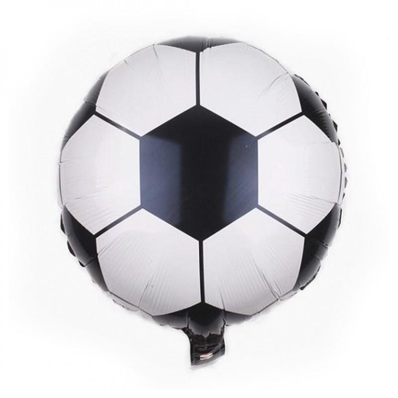 Balão Bola Futebol • Foil • Funny Fashion