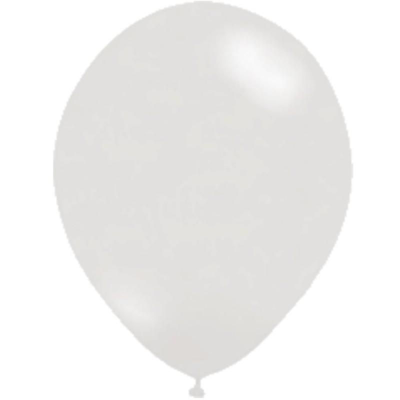 Balão Transparente Nº9 • 50un • JOY