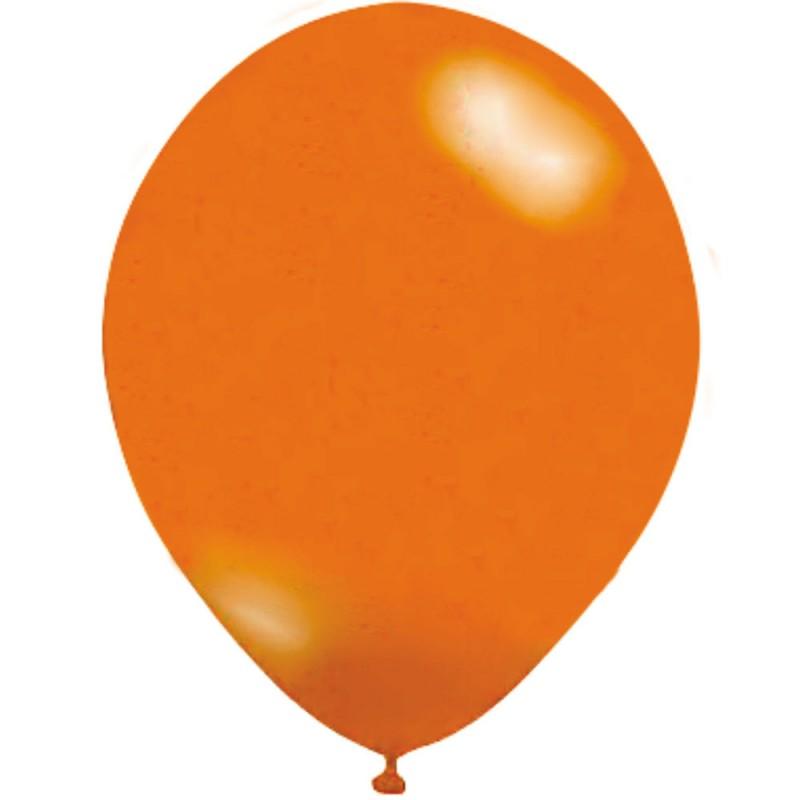 Balão Laranja Nº9 • 50un. • JOY
