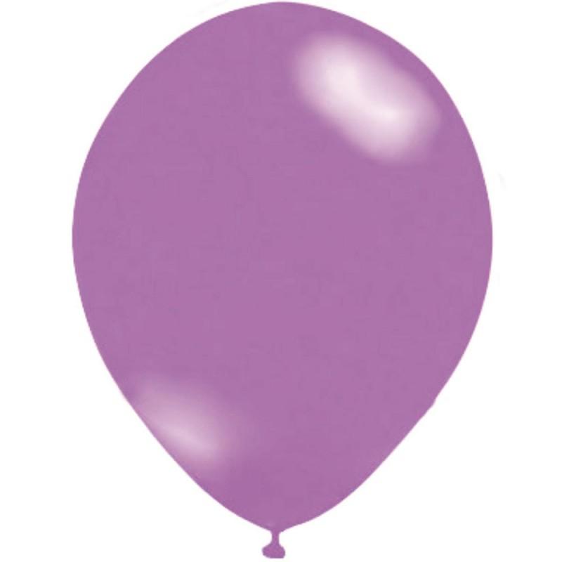 Balão Lilás Nº9 • 50un. • JOY