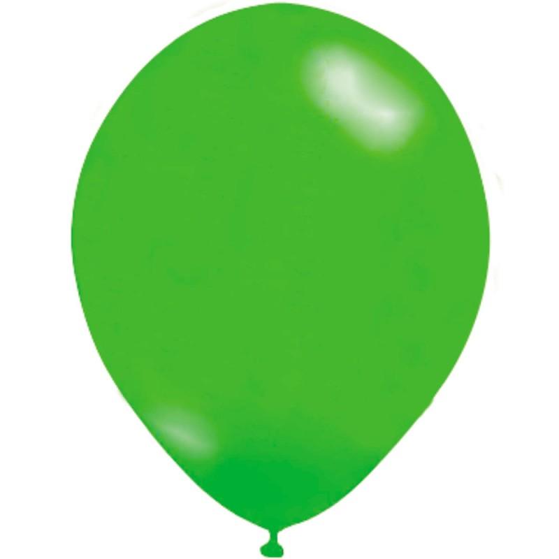 Balão Verde Limão Nº9 • 50un • JOY