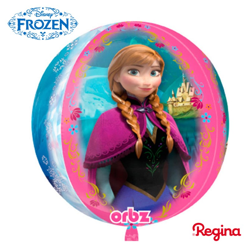Balão Bola • Frozen • Regina