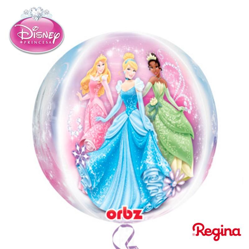 Balão Bola • Princesas Disney • Regina
