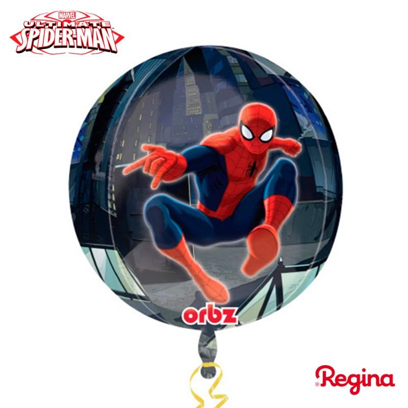 Balão Bola • Homem Aranha • Regina