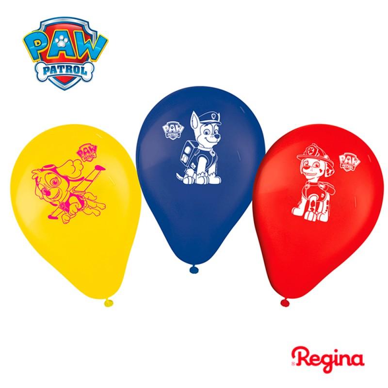 Balão Nº9 • Pacote 25un.• Patrulha Canina