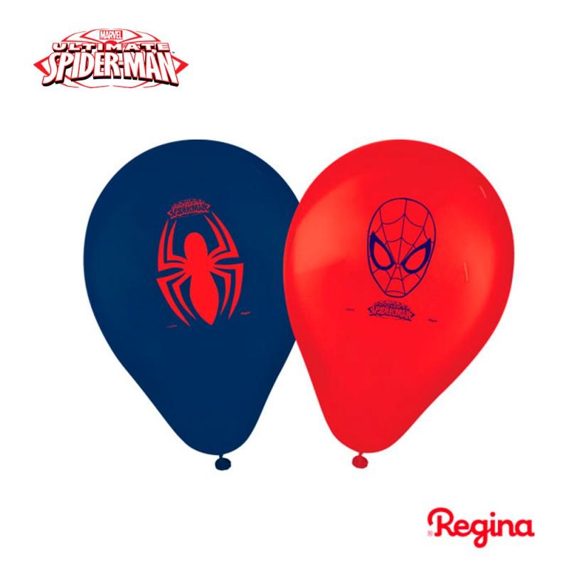 Balão de Látex • Homem-Aranha • 25un.• Regina