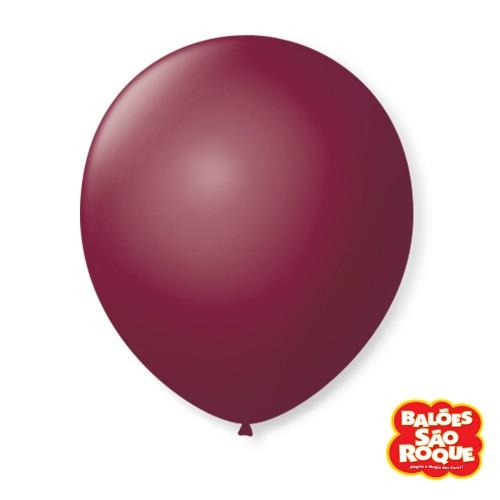 Balão Bordo Nº9 • 50 un.• São Roque