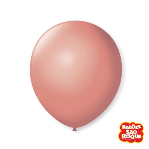 Balão Coral Nº9 • 50 un.• São Roque
