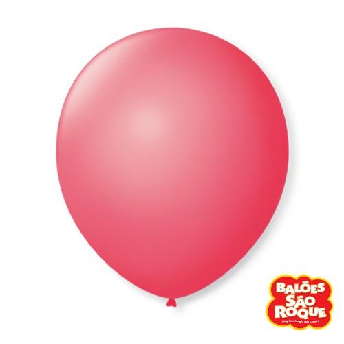 Balão New Pink Nº9 • 50 un.• São Roque