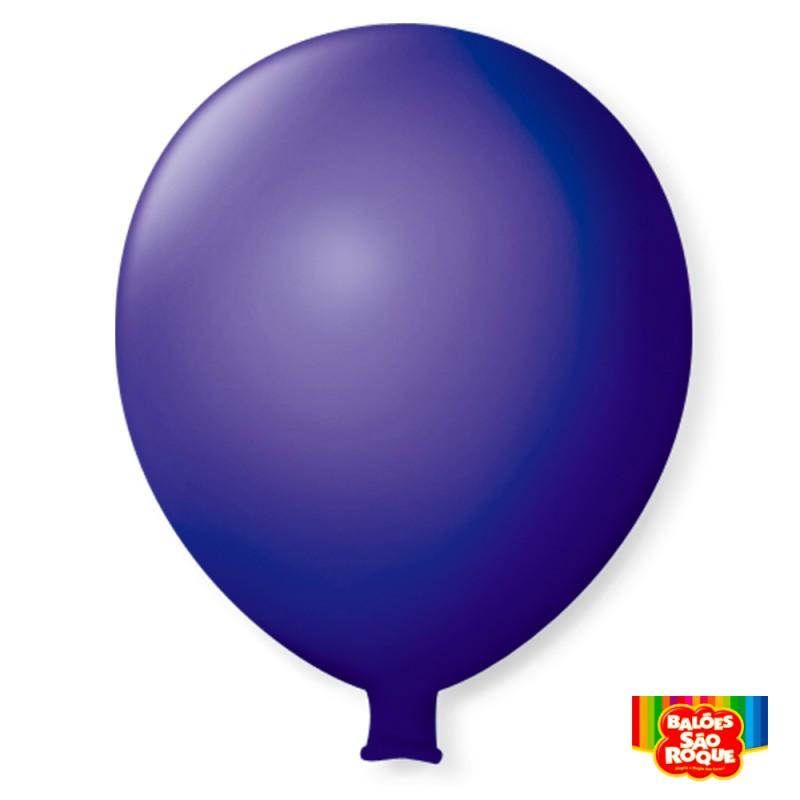 Balão Super Gigante Azul Cobalto