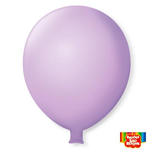 Balão Super Gigante Lilás Baby