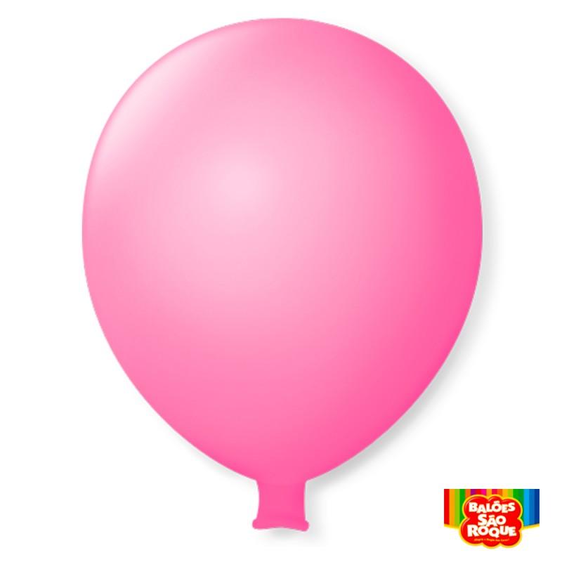 Balão Super Gigante Rosa Tutti-Frutti
