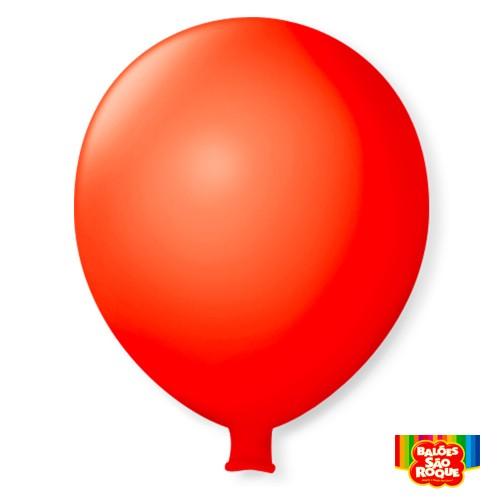 Balão Super Gigante Vermelho Quente