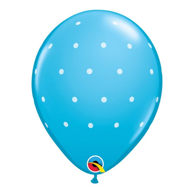 Balão Azul Poá • Nº11 • 50 un.