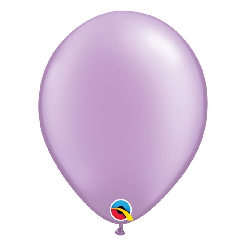 Balão Lilás Pérola Nº11 • 25 un.• Qualatex