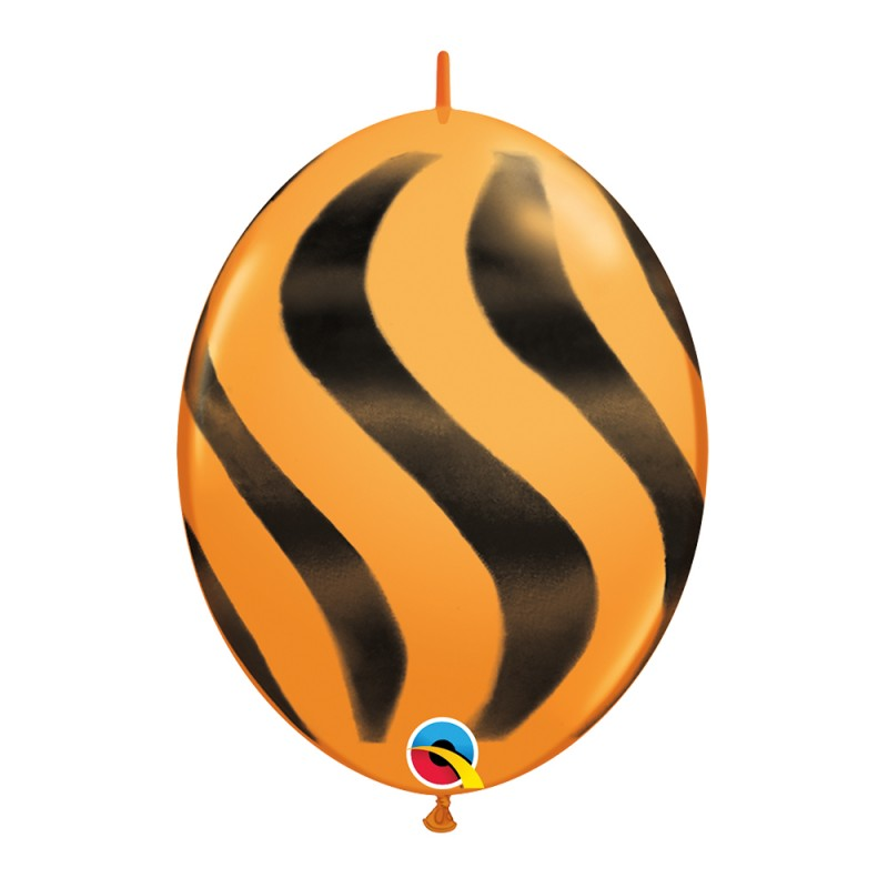 Balão Quicklink Waves • 50 un. Qualatex