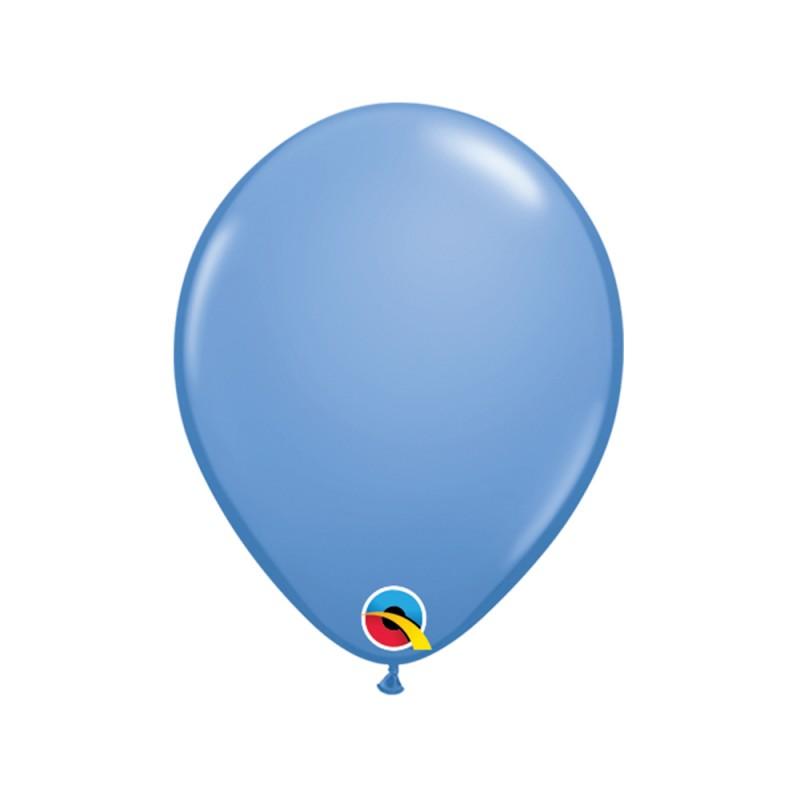 Balão Azul Lavanda Nº5 • 100 un.• Qualatex