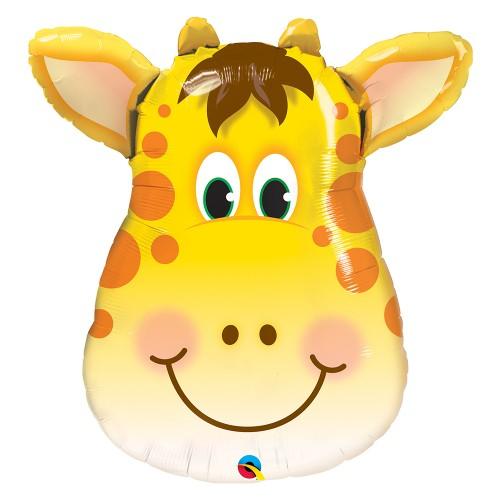Balão Girafa • Super Shape • Qualatex