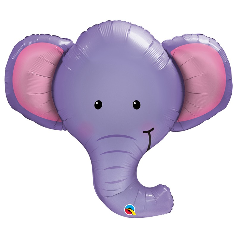 Balão Elefante • Super Shape • Qualatex