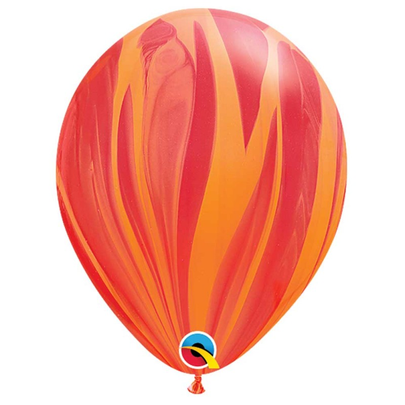 Balão Superagate • Laranja • Nº11 • 25 un.