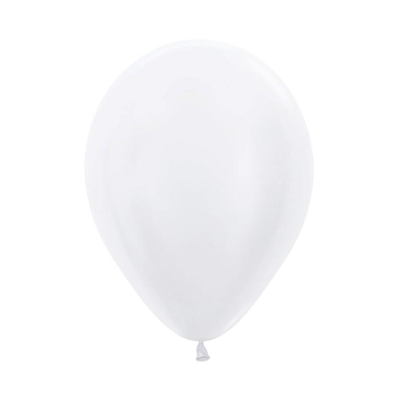 Balão Látex Nº12• 50un.• Satin Perolado • Sempertex