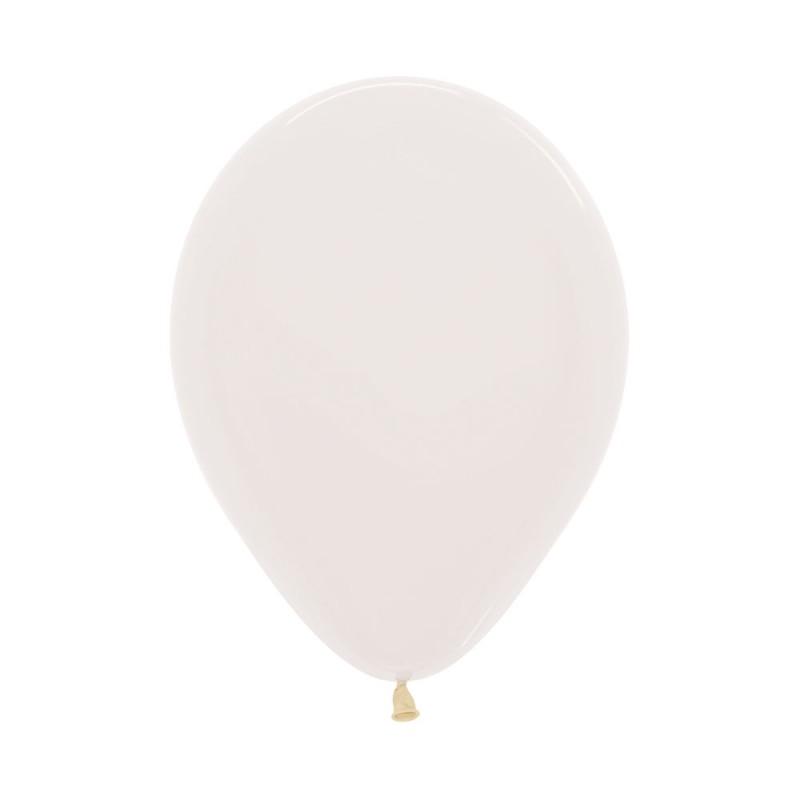 Balão Látex Nº10 • 50un.• Cristal Transparente • Sempertex