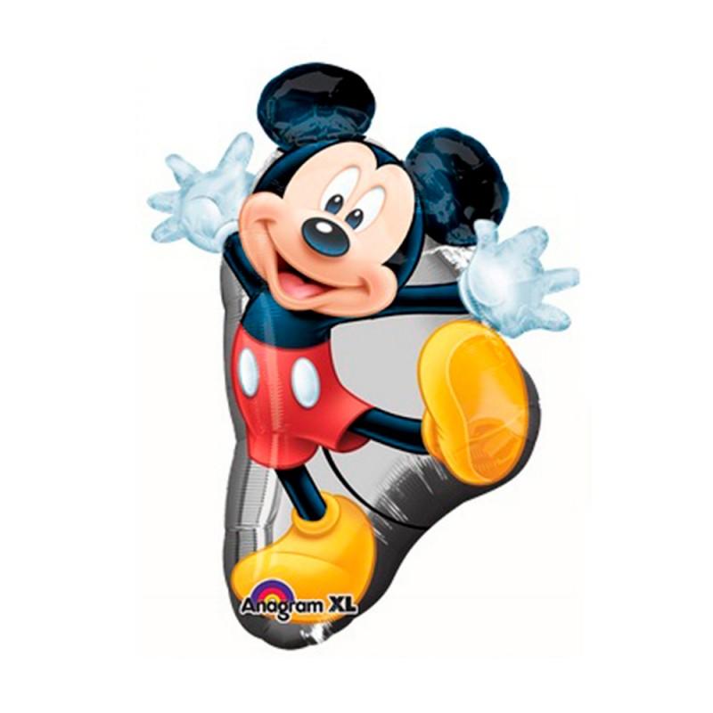 Balão Mickey Mouse • Super Shape • Regina