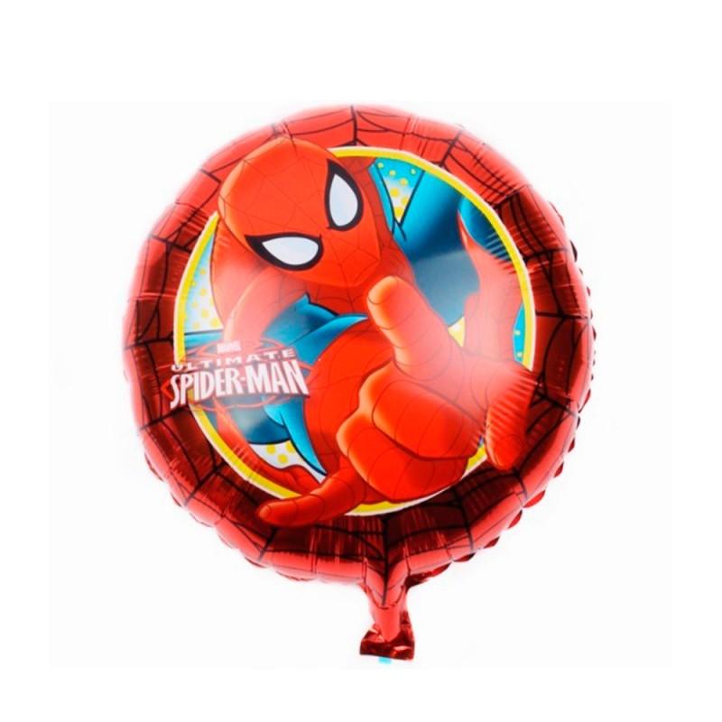 Balão Homem Aranha • Super Shape • Regina