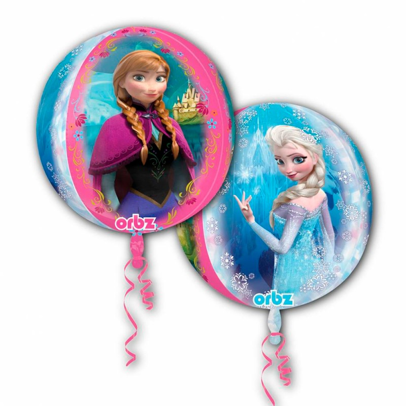 Balão Bola Frozen • Super Shape • Regina
