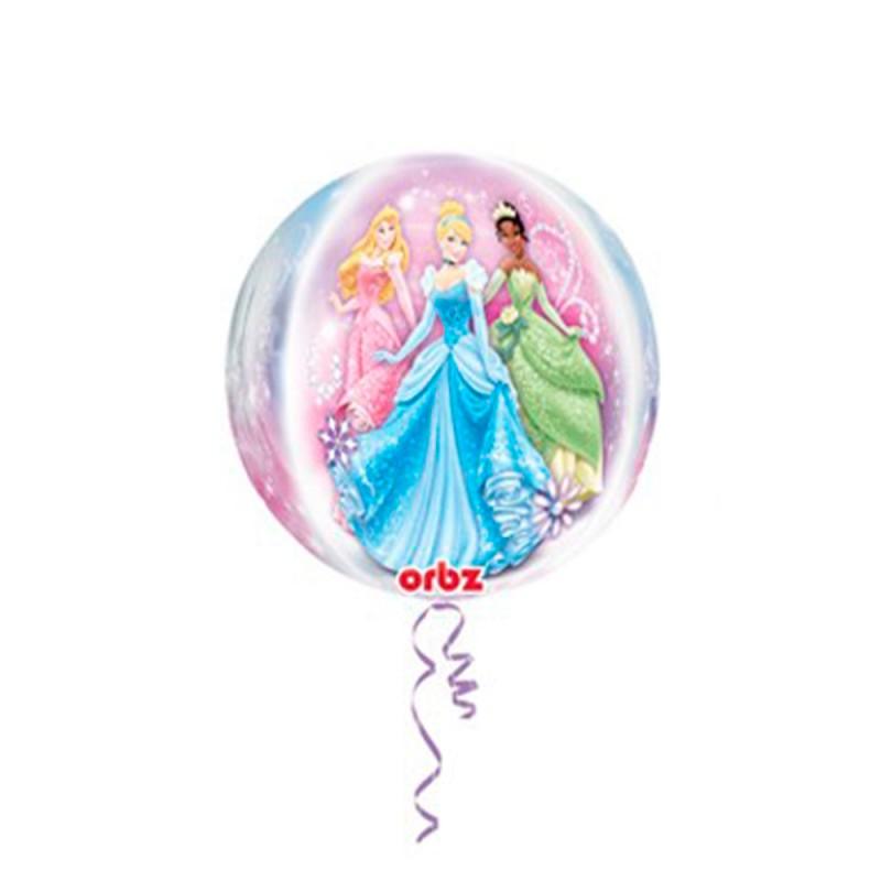 Balão Bola Princesas Disney • Super Shape • Regina