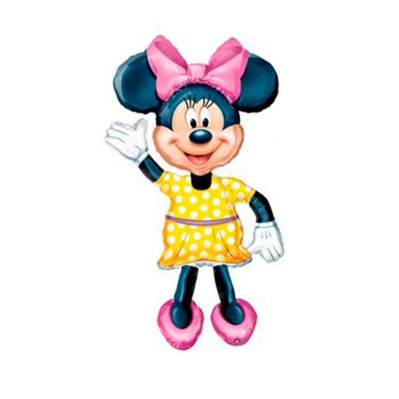Balão Air Walkers Minnie • Super Shape • Regina