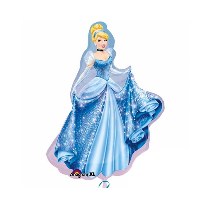 Balão Cinderela • Super Shape • Regina