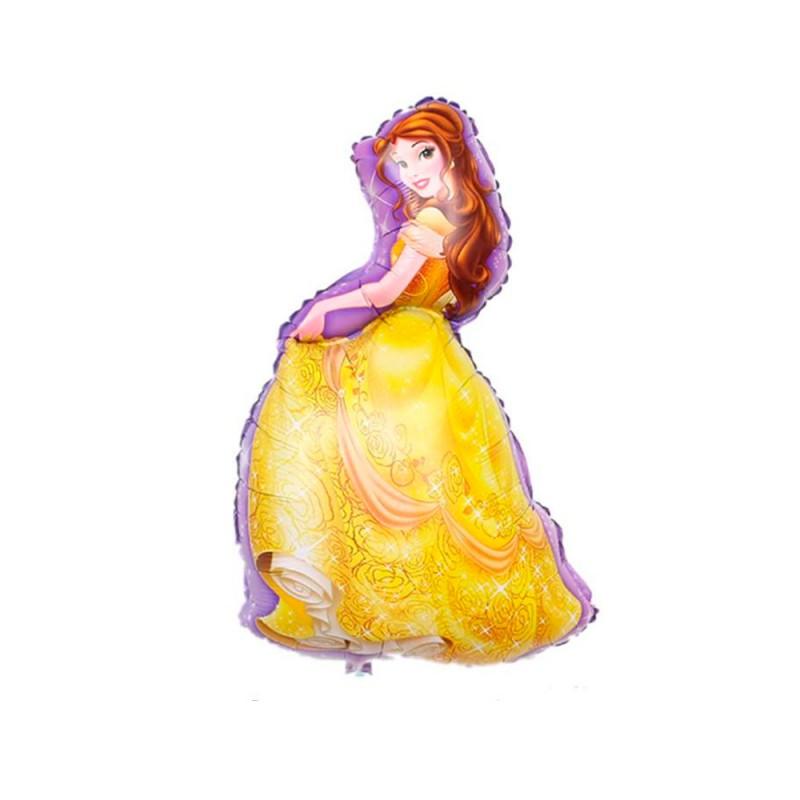 Balão Princesa Bela • Super Shape • Regina