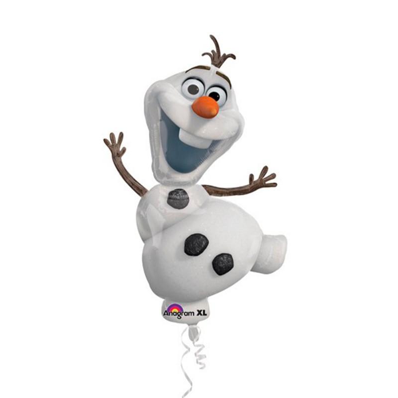 Balão Olaf - Frozen • Super Shape • Regina