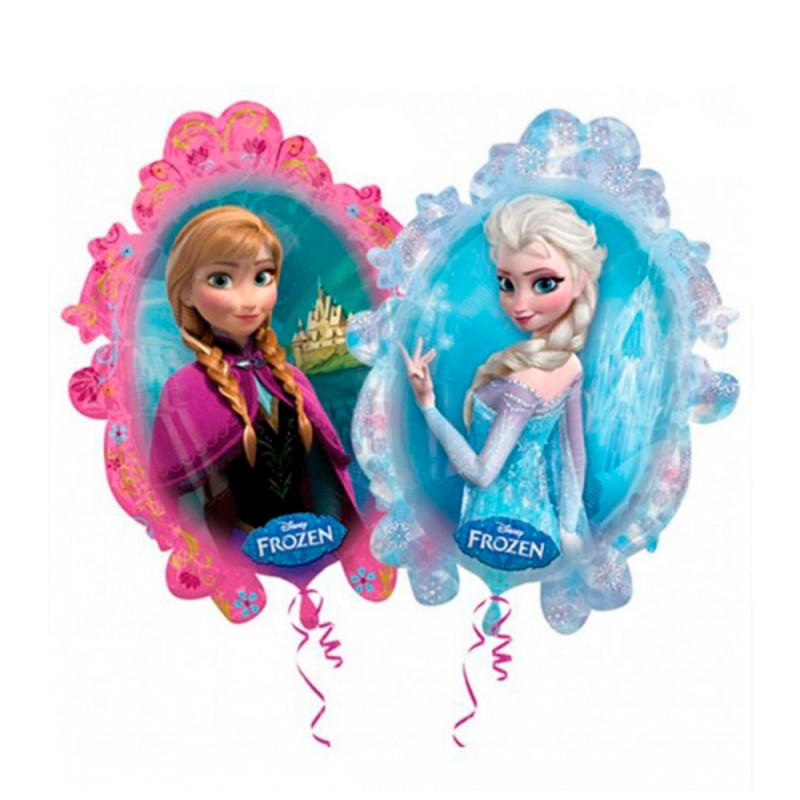 Balão Frozen • Super Shape • Regina