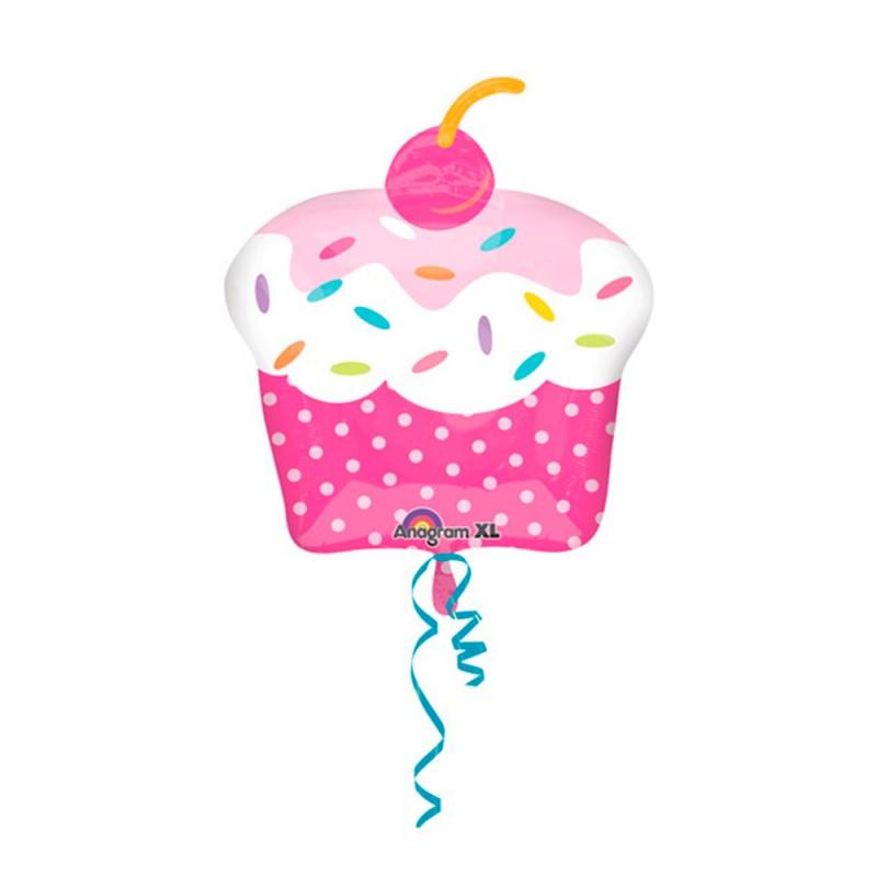 Balão Cupcake • Super Shape • Regina