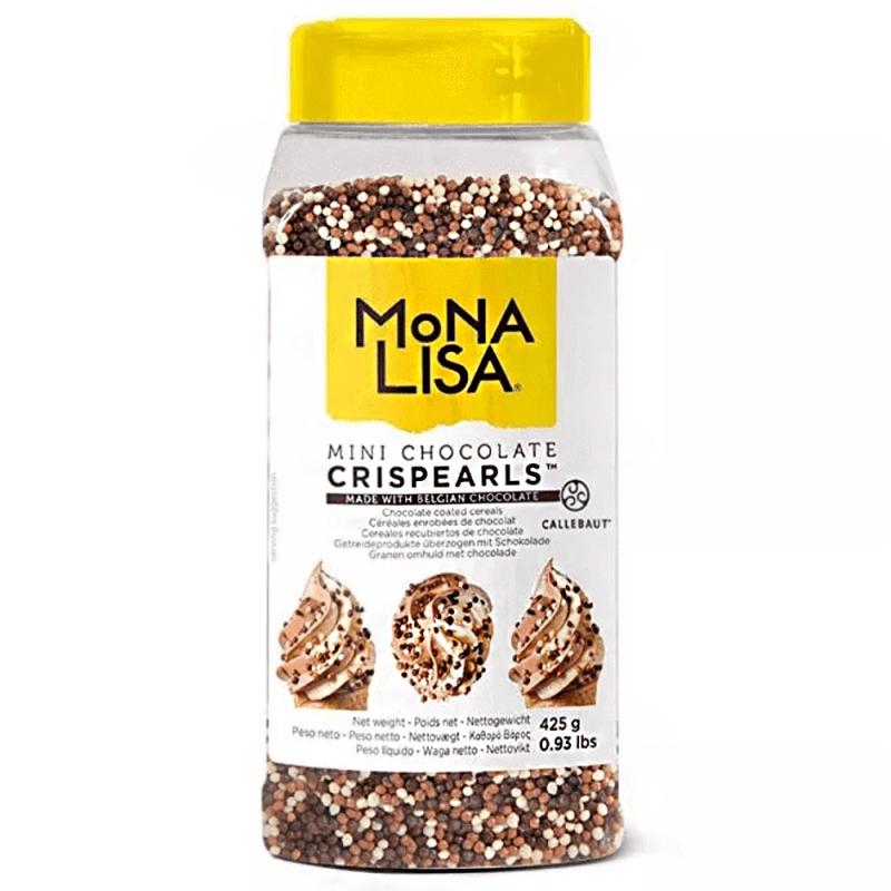 Mini Chocolate Crispearls Monalisa  425g - Callebaut