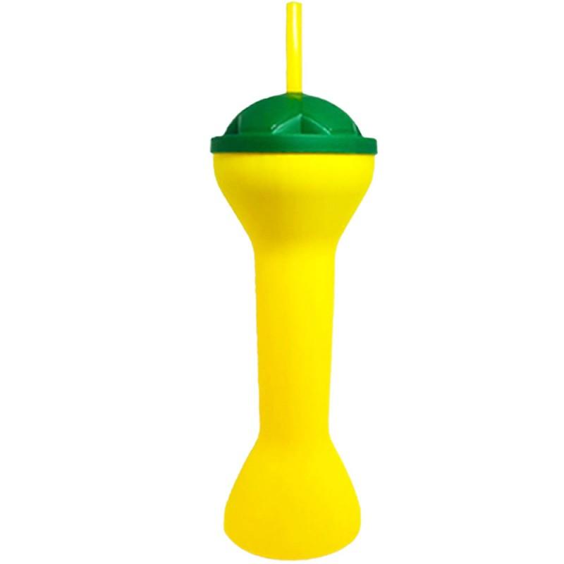 Copo Yard • Amarelo e Verde • 550ml • Neoplas