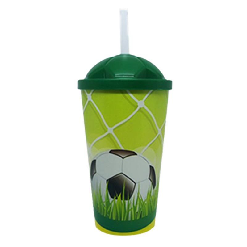 Copo plastico • Rede Verde e Amarelo • 550ml • Neoplas