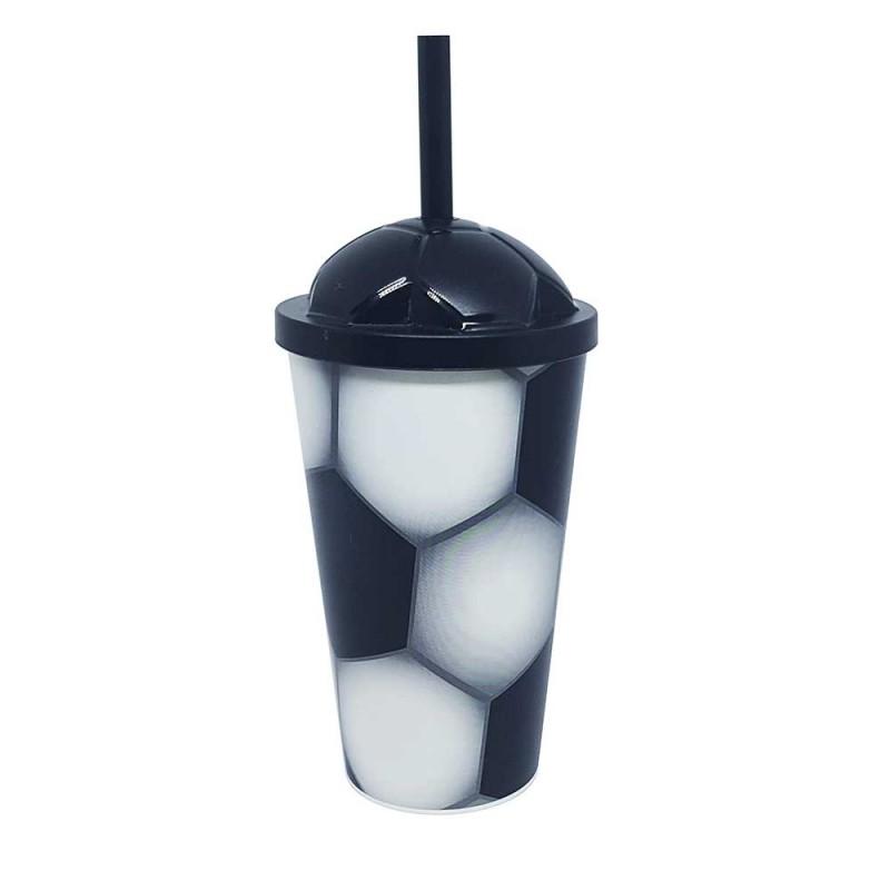 Copo plastico • Futebol • 550ml • Neoplas