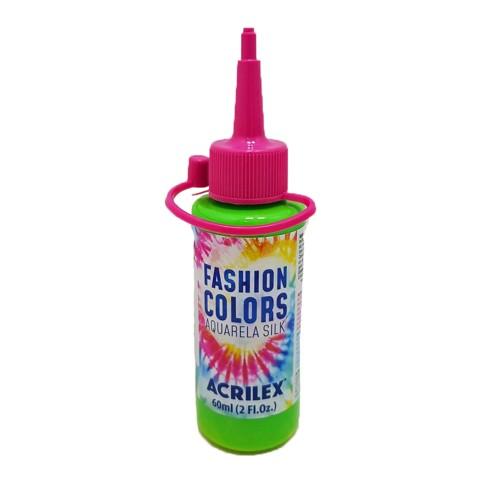 Tinta Tecido Diversas Cores • Bisnaga • Aquarela Silk • 1un • 60ml • Acrilex